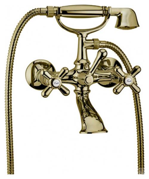 Смеситель Webert Armony AM720201065 бронза для ванны с душем