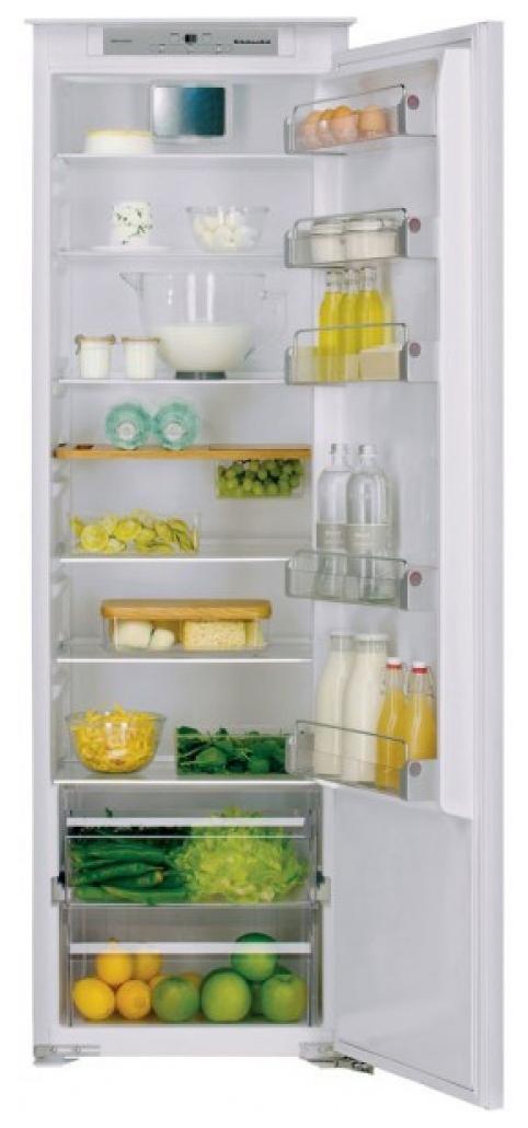 Встраиваемый холодильник KitchenAid KCBNS18602 Silver