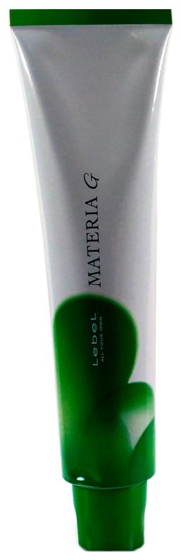 Краска для волос Lebel Materia G New ABe-7 Блондин пепельно-бежевый 120 мл фото