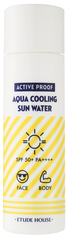 Охлаждающая солнцезащитная вода ETUDE HOUSE Spf