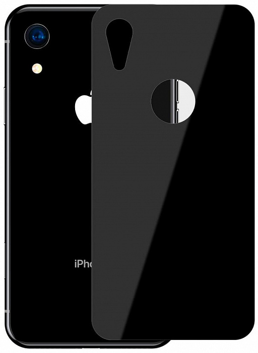 BASEUS FULL COVERAGE TEMPERED GLASS REAR PROTECTOR