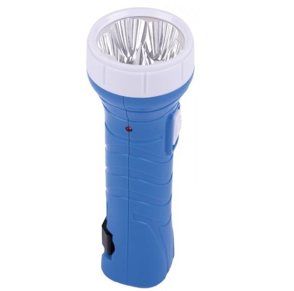 Туристический фонарь SmartBuy SBF-99-B синий, 2 режима
