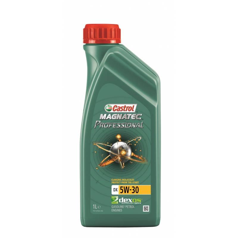 Моторное масло Castrol Magnatec Professional DX 5W-30 1л