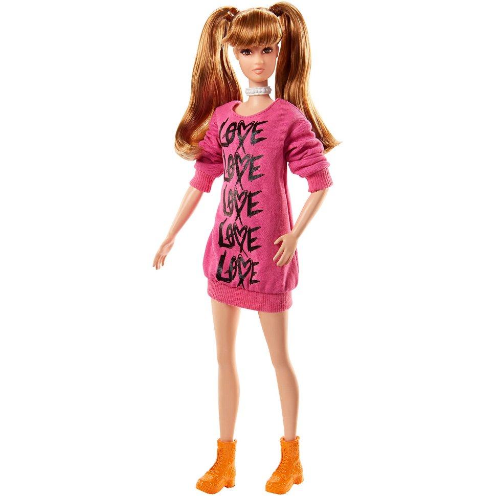 Кукла Barbie Fashionistas высокая