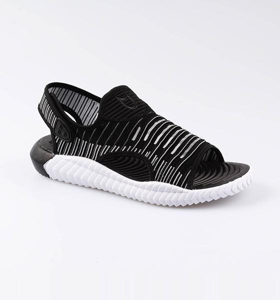 Купить Пляжная обувь Котофей для мальчика р.37 721001-02 черный, Шлепанцы и сланцы детские