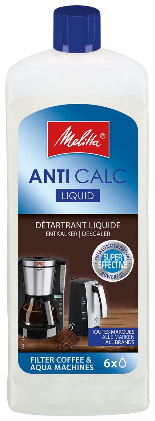 Чистящее средство для кофемашин Melitta ANTI CALC