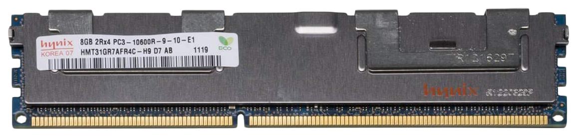 Оперативная память Hynix HMT31GR7AFR4C-H9.