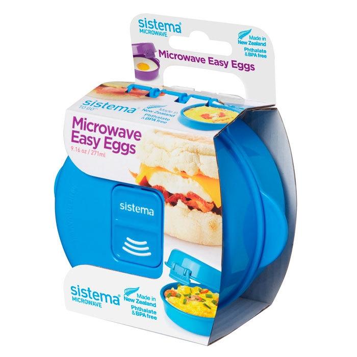 Sistema Омлетница яйцеварка Microwave, 271 мл