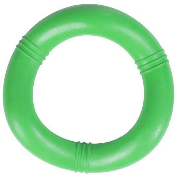 Жевательная игрушка для собак TRIXIE Кольцо для игры на воде, в ассортименте, 15 см