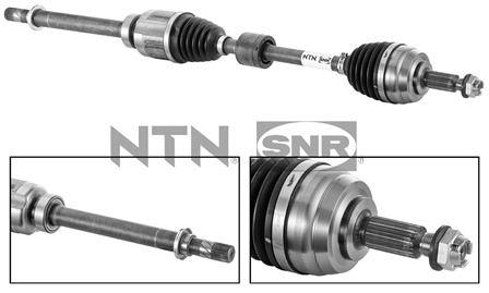 Приводной вал SNR DK55.016