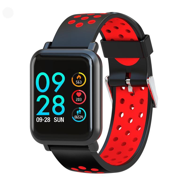 Смарт часы Colmi S9plus Red