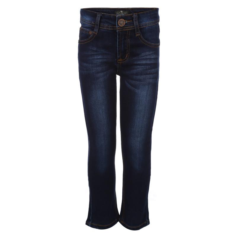 Купить SSS-1345, Джинсы Small Silk Shirt темно-синий р.104,