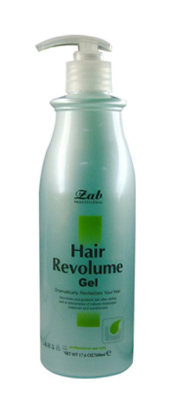 Гель для укладки Zab Hair Revolume