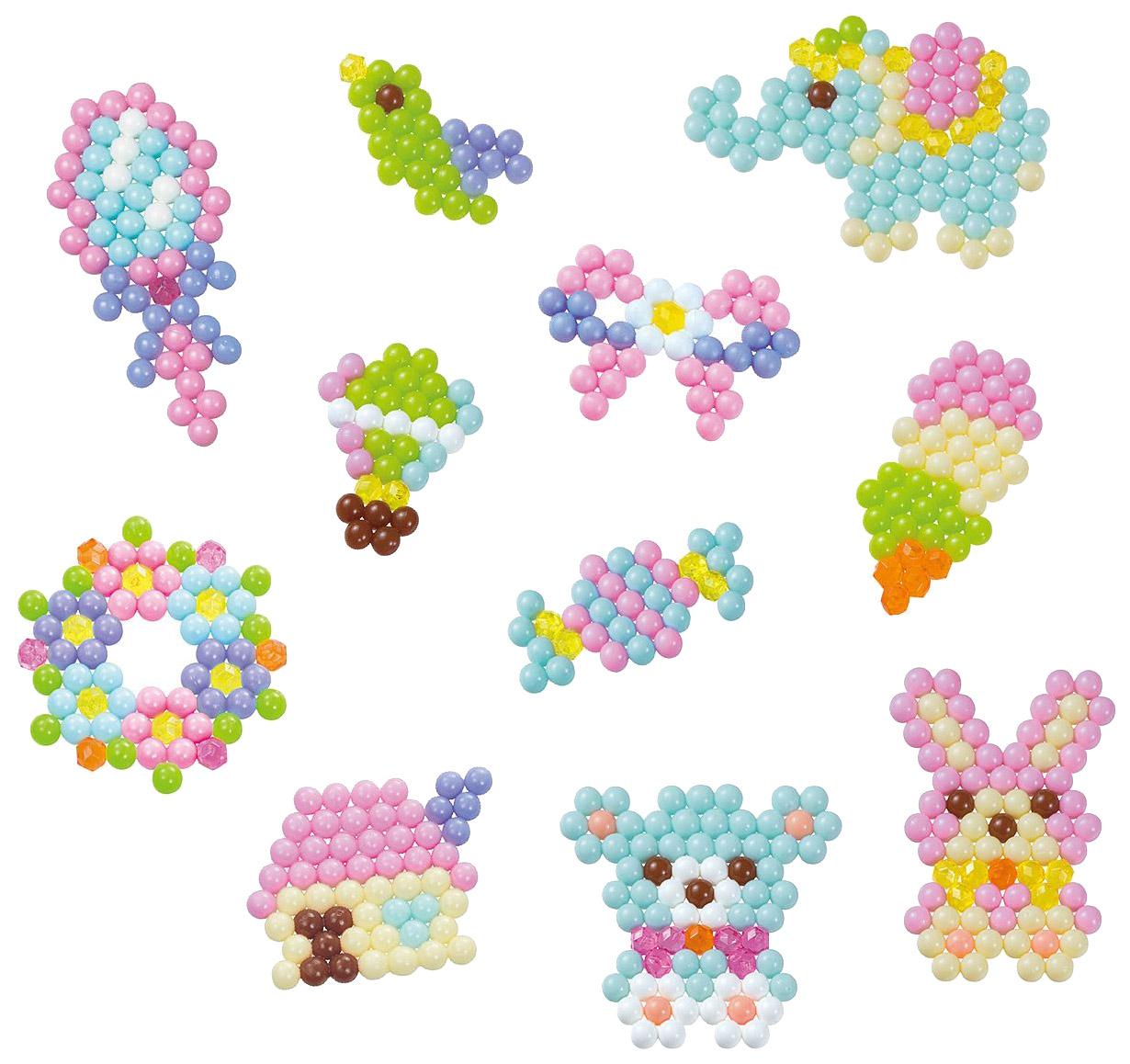 Поделка Aquabeads Нежные игрушки 31361 фото