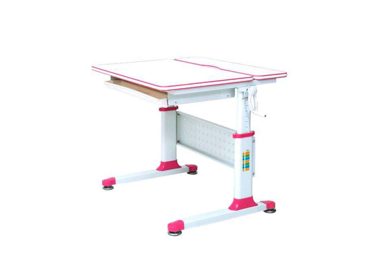 Купить Стол детский RIFFORMA Comfort-80 розовый, Hoff, Детские столики