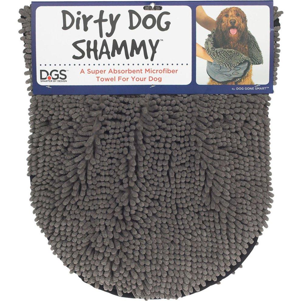 Полотенце для собак Dog Gone Shammy, микрофибра,