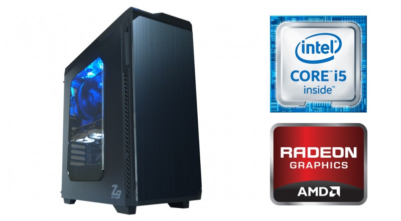 Компьютер для игр на Core i5 TopComp PG 7623266  - купить со скидкой