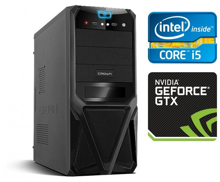 Мощный системный блок на Core i5 TopComp PG 7847887