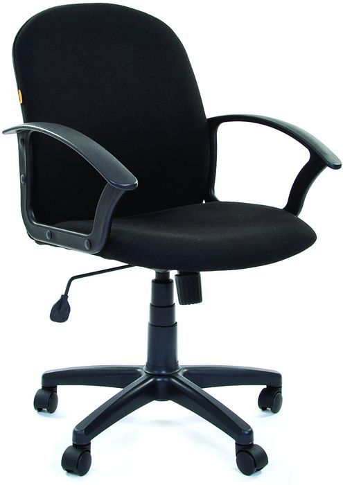 Офисное кресло Chairman 681 C-3 черный