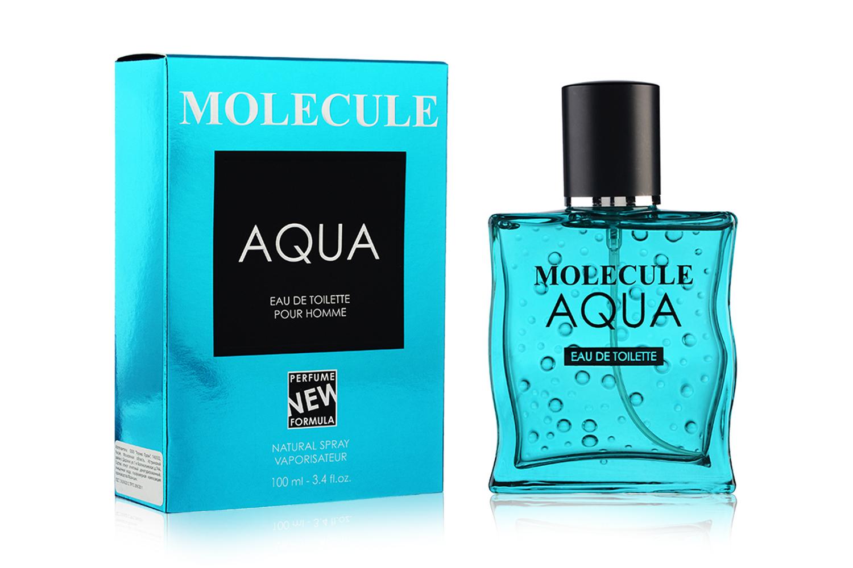 Туалетная вода для мужчин ПАРФЮМЕРИЯ XXI ВЕКА Molecule Aqua