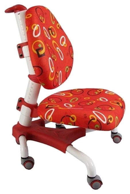 Компьютерное кресло Mealux Champion, красный-белый
