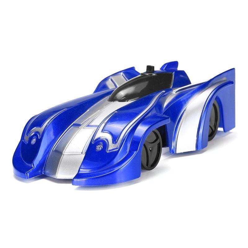 Купить Машина р/у антигравитационная Climb Force синий,