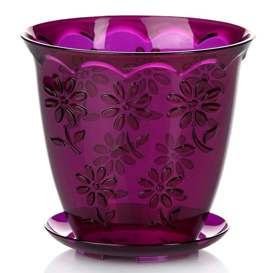 Горшок цветочный Альтернатива 12863 1.5 л