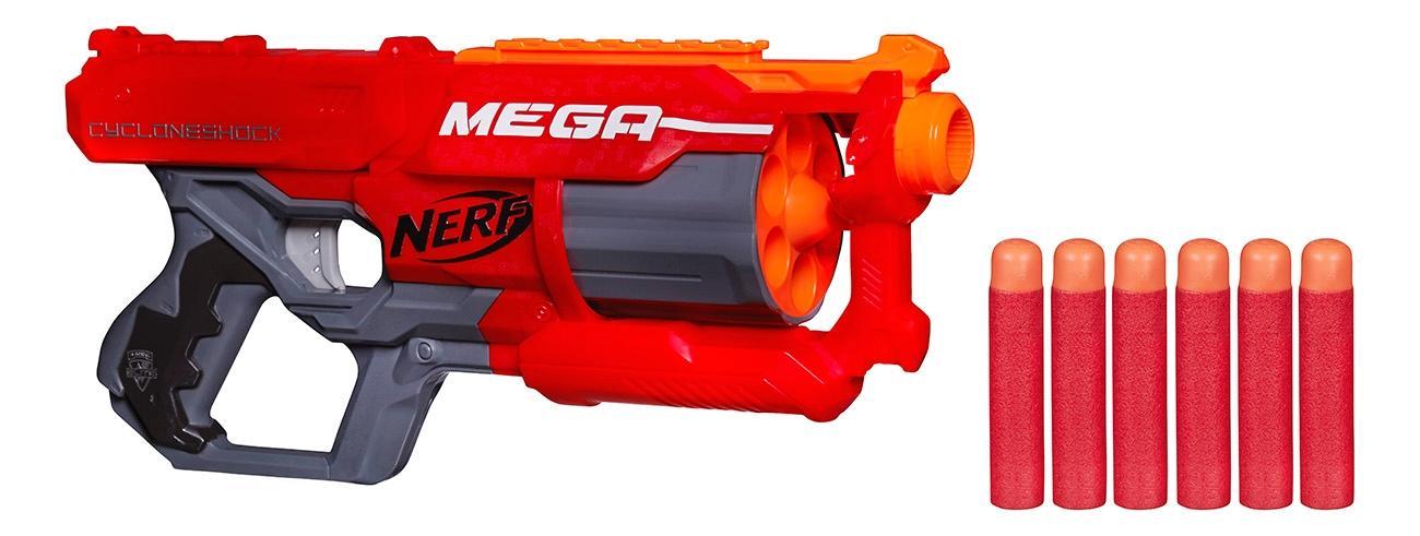 Бластер Nerf Мега Циклон A9353