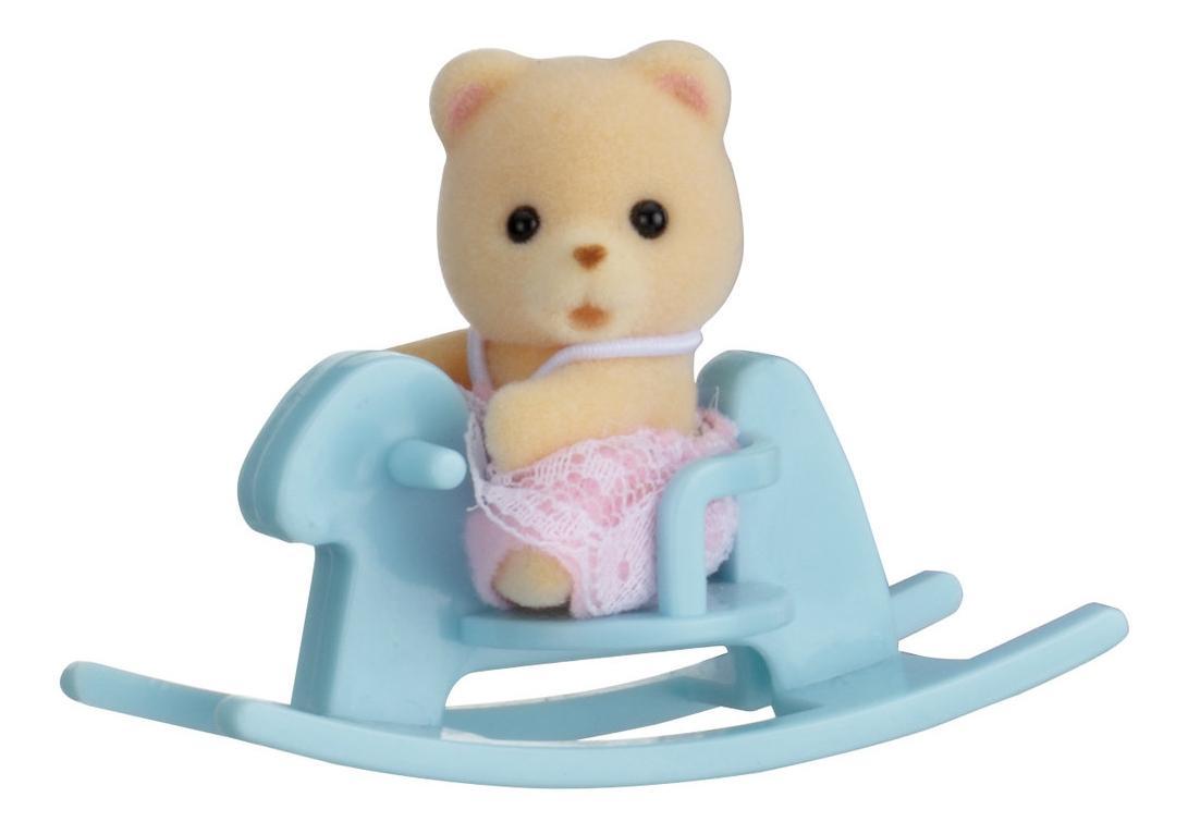 Купить Игровой набор sylvanian families младенец в пластиковом сундучке, Игровые наборы
