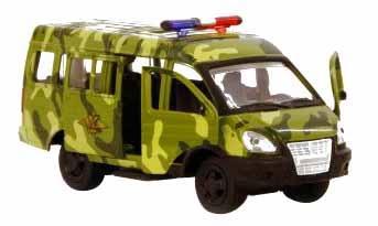 Купить Военная, Машина военная Play Smart р41122, PLAYSMART, Военный транспорт