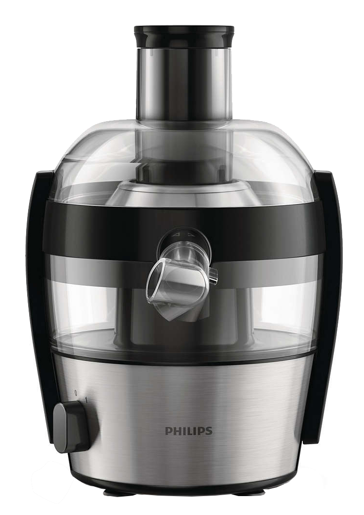 Соковыжималка центробежная Philips HR1837/00 black