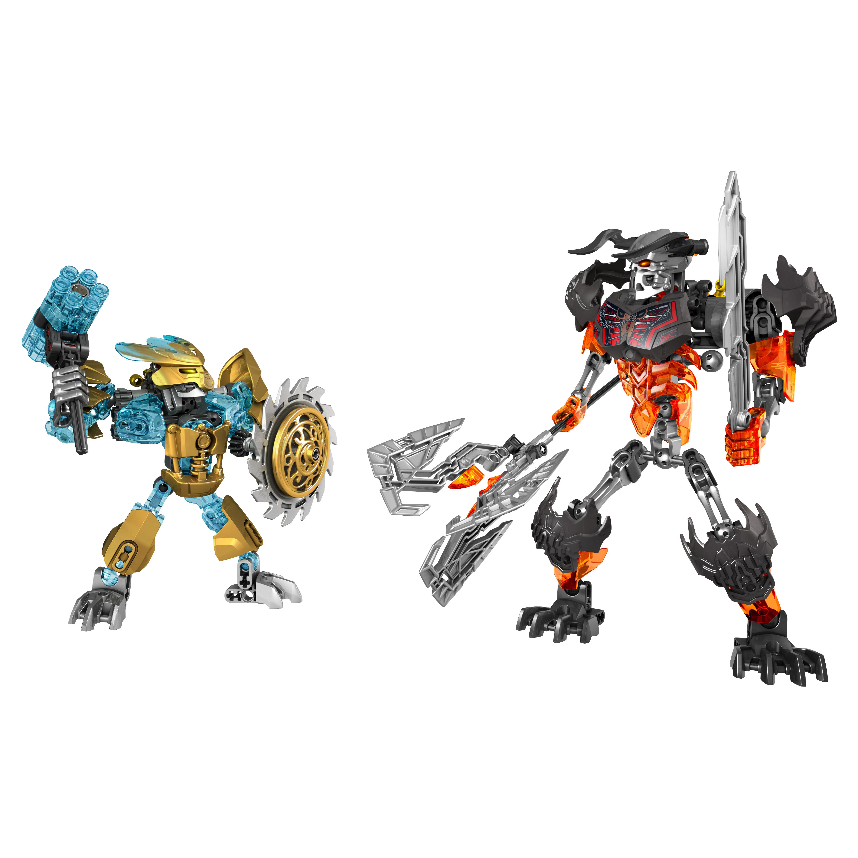 Конструктор LEGO Bionicle Создатель Масок против Стального Черепа (70795)