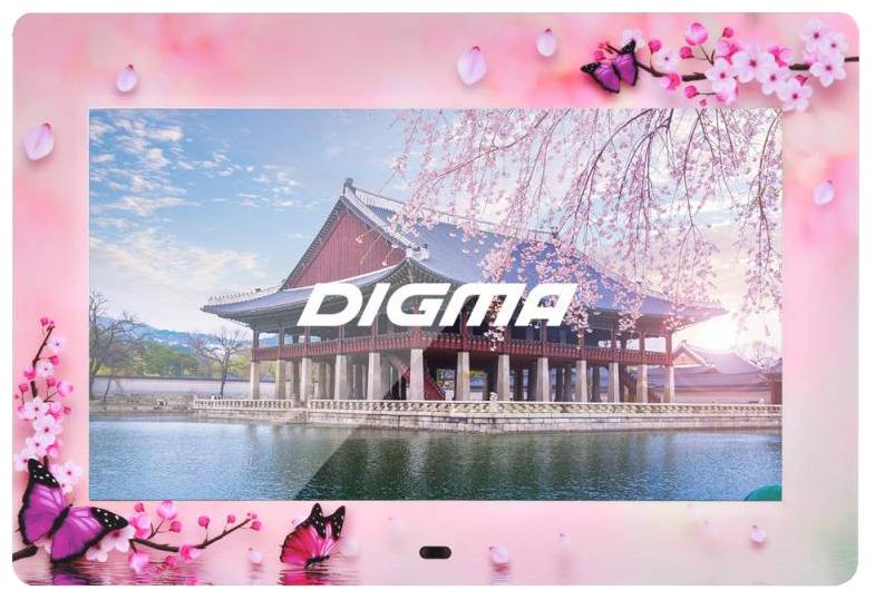 Цифровая фоторамка Digma PF104FL