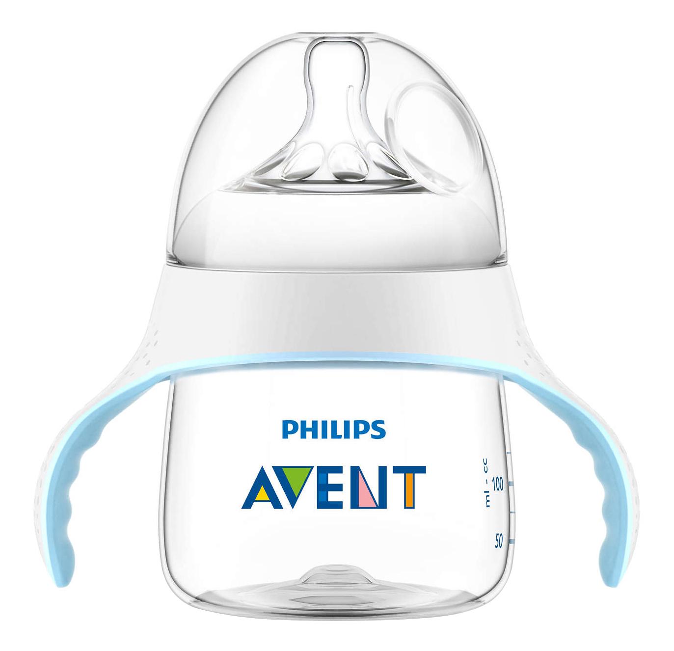 Купить Обучающий набор Philips Avent Natural SCF251/00, Посуда и столовые приборы