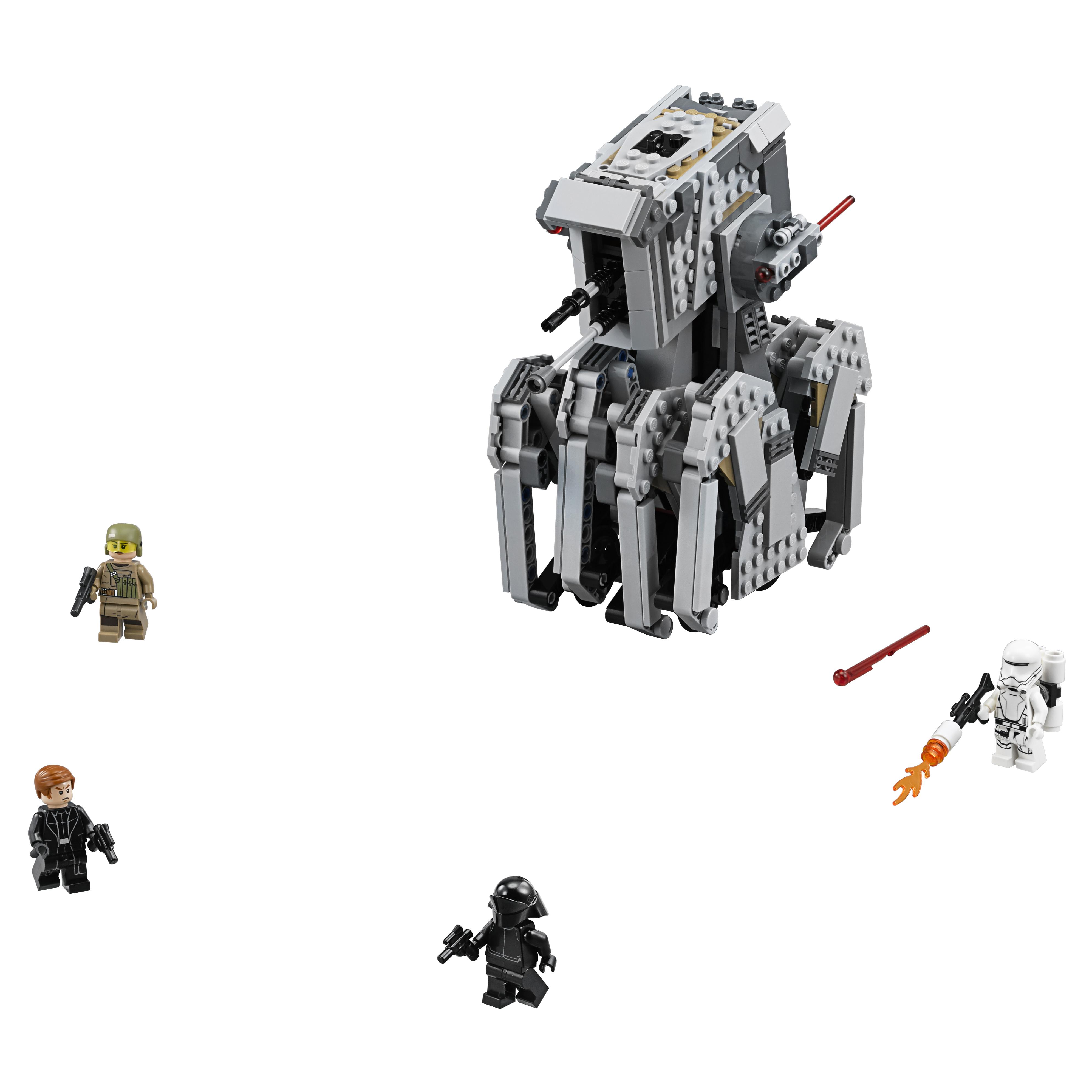 Конструктор LEGO Star Wars Тяжелый разведывательный шагоход