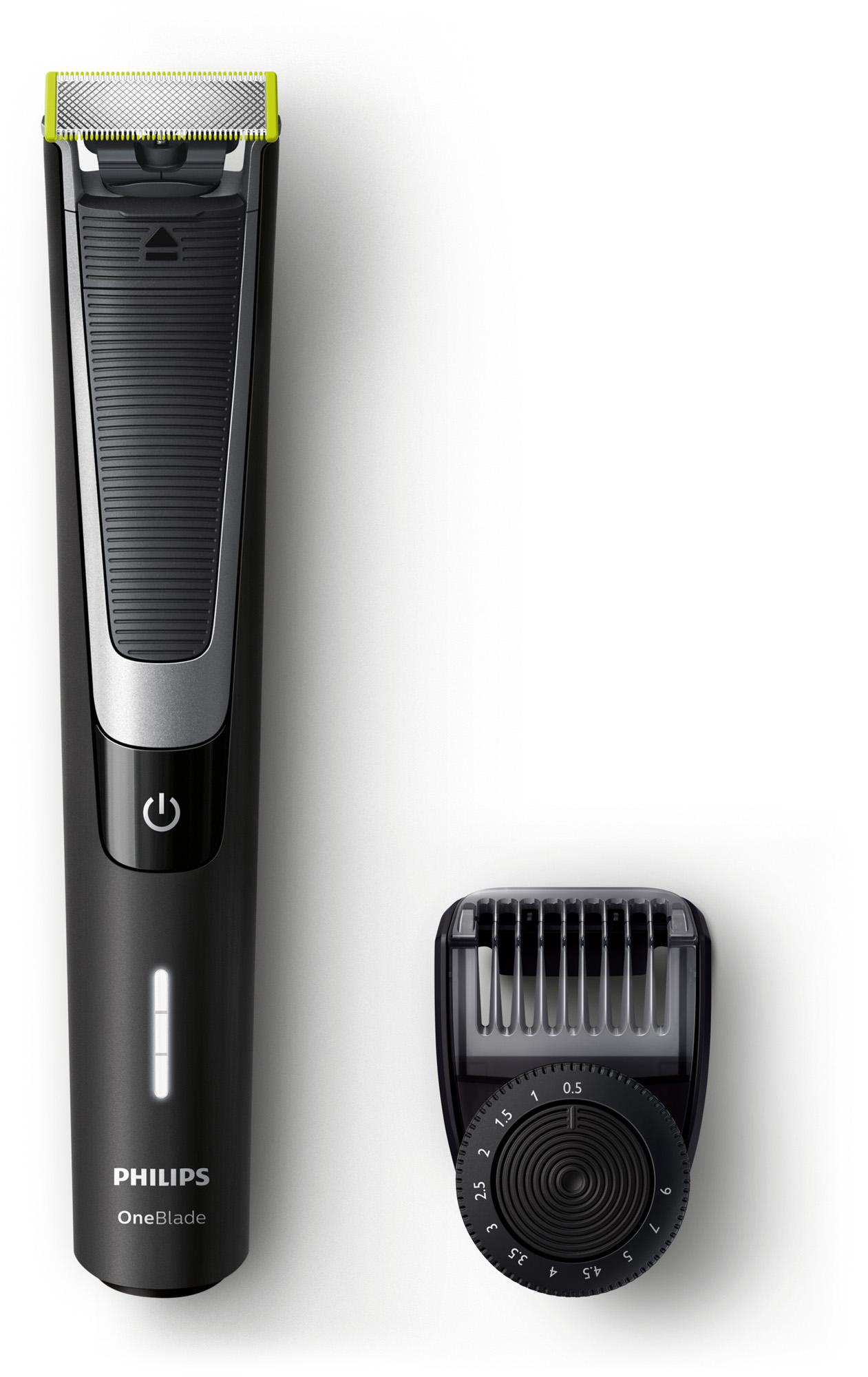 Триммер Philips OneBlade Pro QP6510/20 фото