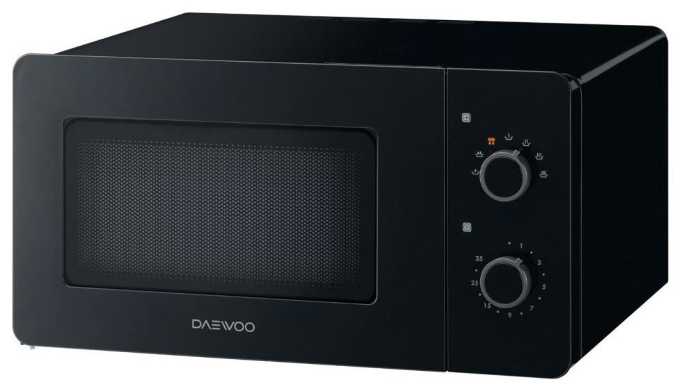 Микроволновая печь соло Daewoo KOR 5A17B black