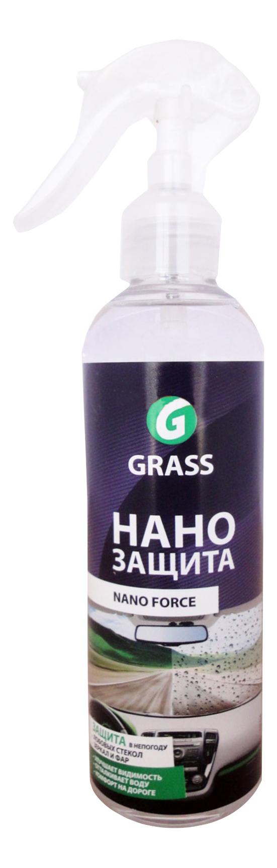 Нанозащита GRASS NanoForse спрей (0,25л)