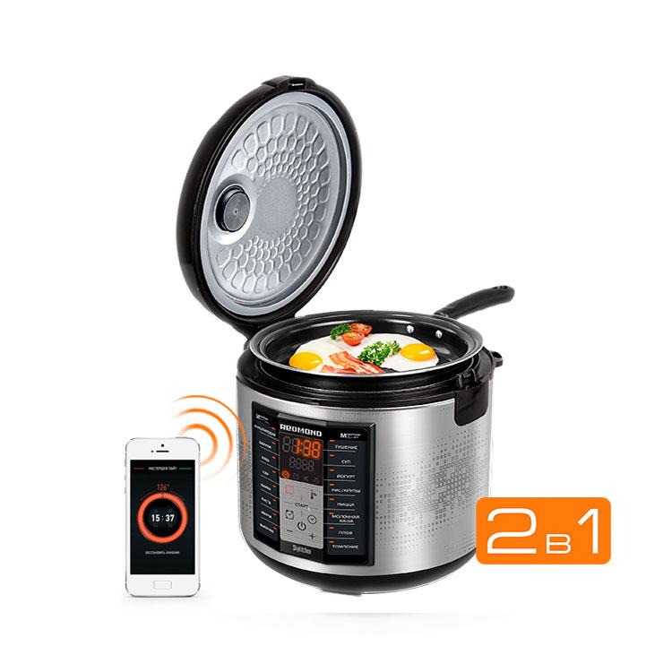Умная мультикухня REDMOND SkyKitchen FM41S со сковородой