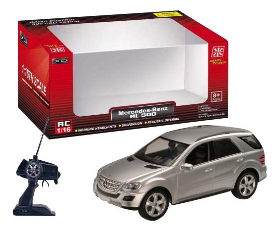 Купить Радиоуправляемая машинка XQ 1:16 Mercedes-Benz ML-500, Радиоуправляемые машинки