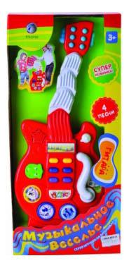 Гитара игрушечная Детский Музыкальный Инструмент Tongde Гитара Музыкальное Веселье фото
