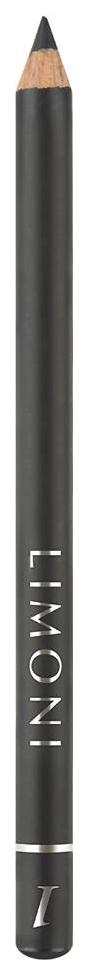 Карандаш для глаз LIMONI Eyeliner Pencil 01 Black