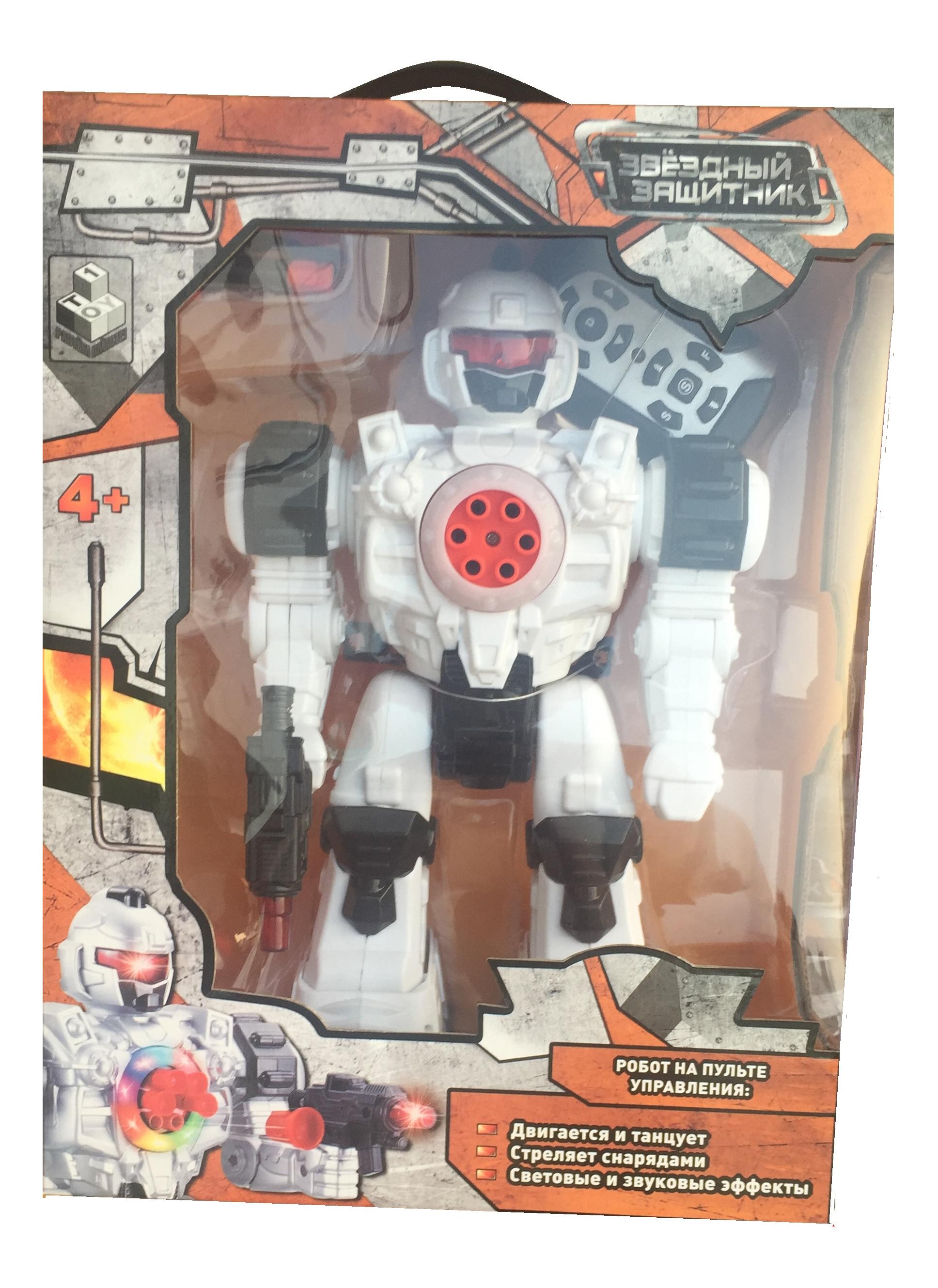 Купить Радиоуправляемый робот 1TOY Звездный защитник, 1 TOY, Радиоуправляемые роботы