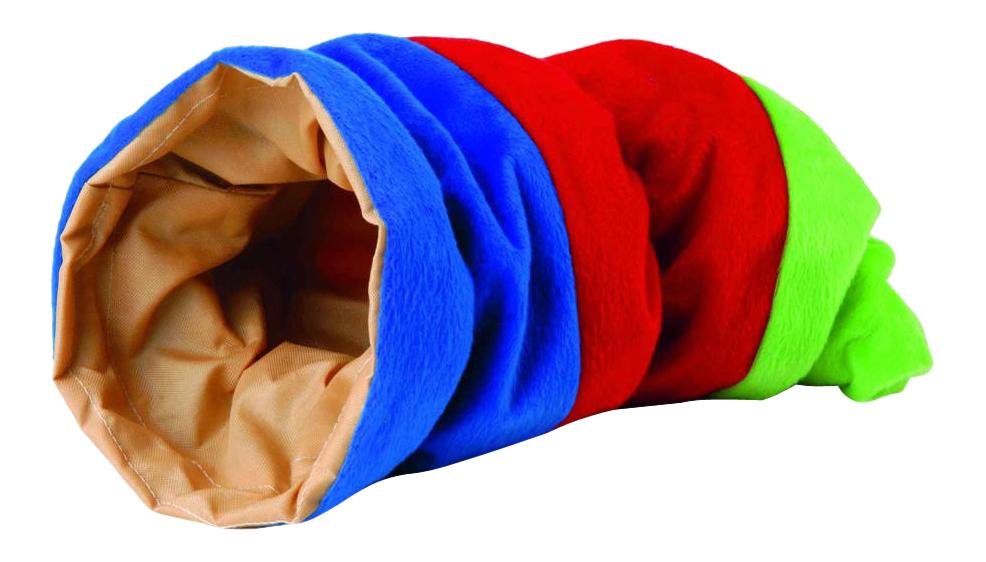 Тоннель для грызунов Beeztees текстиль, 9х25