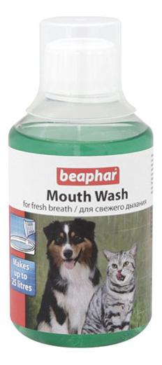 Жидкость для ухода за полостью рта животного