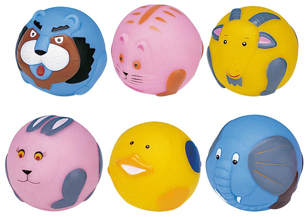 Игрушка шарик для кошек Ferplast, Винил