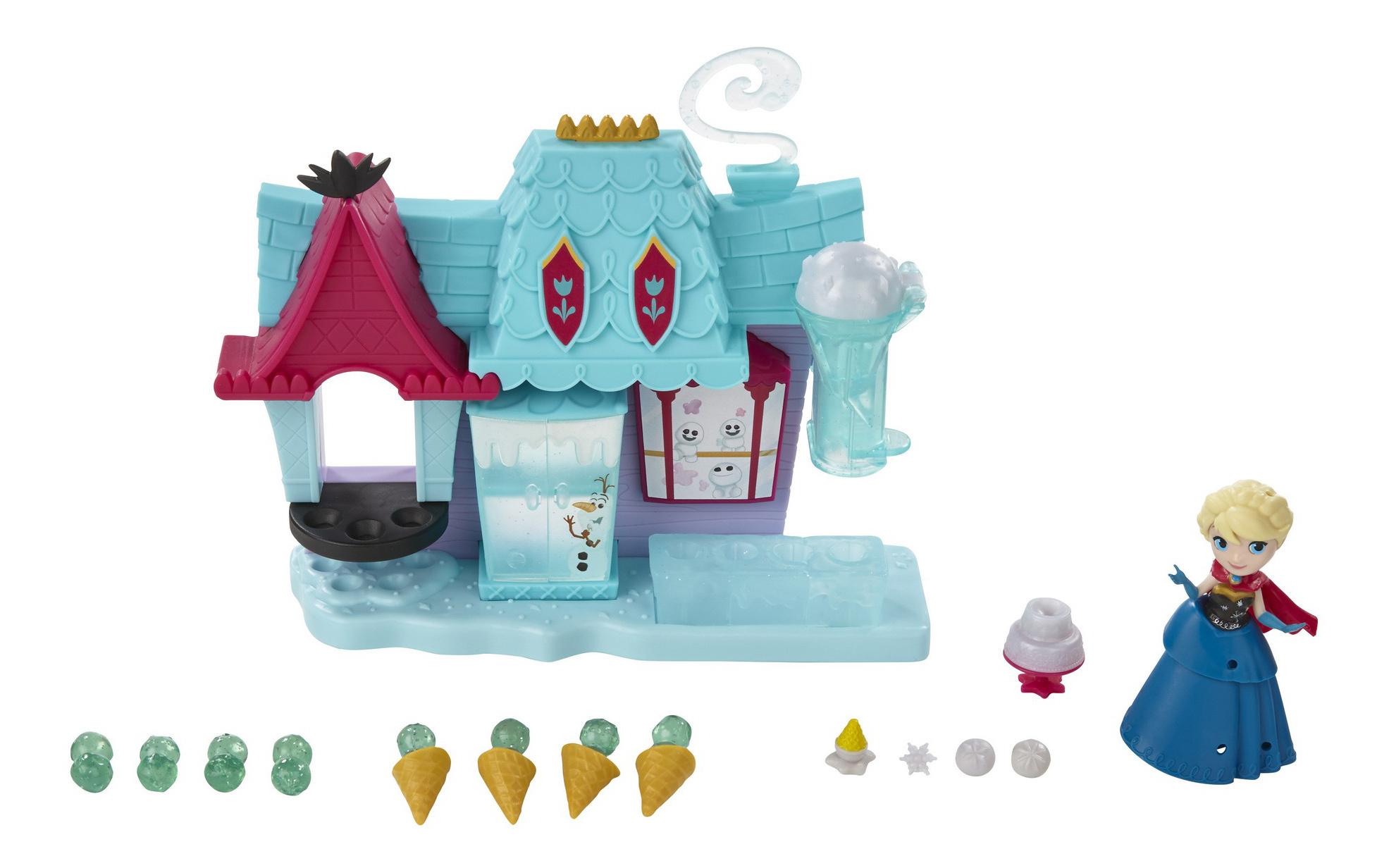 Игровой набор Disney Hasbro Холодное сердце. Анна и Свен фото