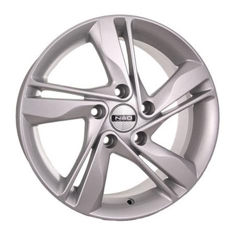 Колесные диски Tech-Line R16 6.5J PCD5x114.3 ET50 D66.1 (T65065166615x114350S) фото