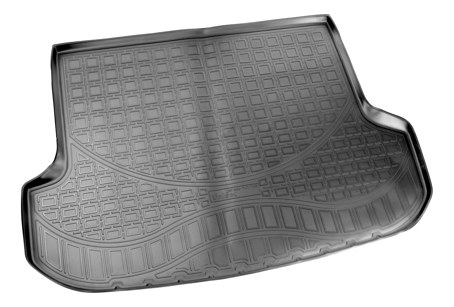 Коврик в багажник автомобиля для Lexus Norplast