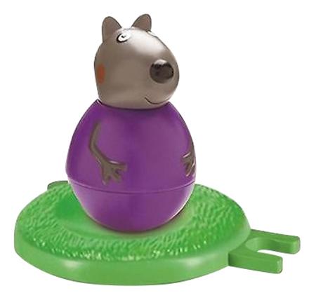 Купить Неваляшка Peppa Pig Свинка Пеппа и щенок Дэнни, Intertoy, Неваляшки